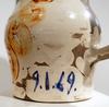 Pablo PICASSO - Ceramiche - Visage aux Cercles