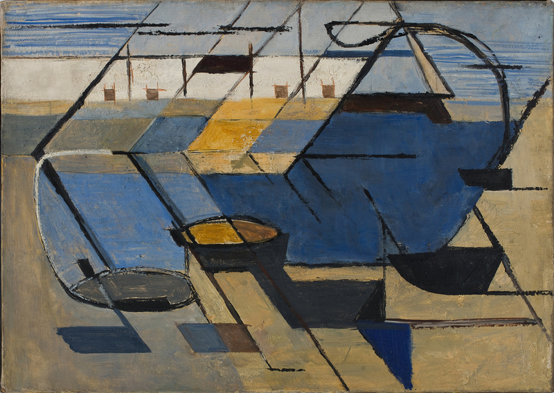 Huguette Arthur BERTRAND - Pittura - Untitled