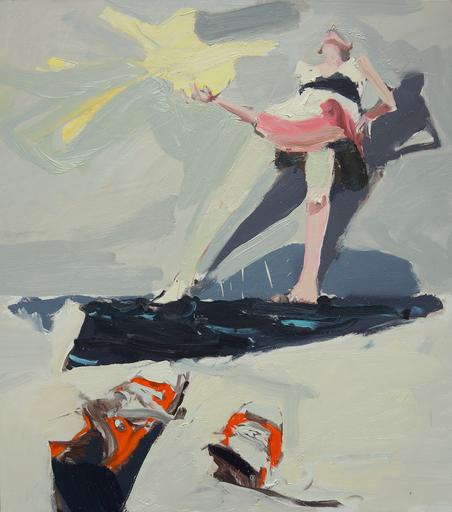 Vladimir SEMENSKIY - Pintura - Monday Morning