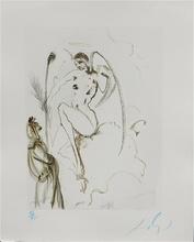 Salvador DALI (1904-1989) - Divine Comedy Heaven Canto 28