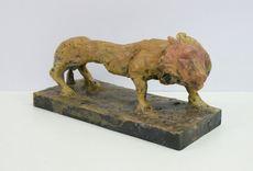 Markus LÜPERTZ - Escultura - Löwe