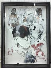 Philippe PASQUA - Pintura - Sans titre