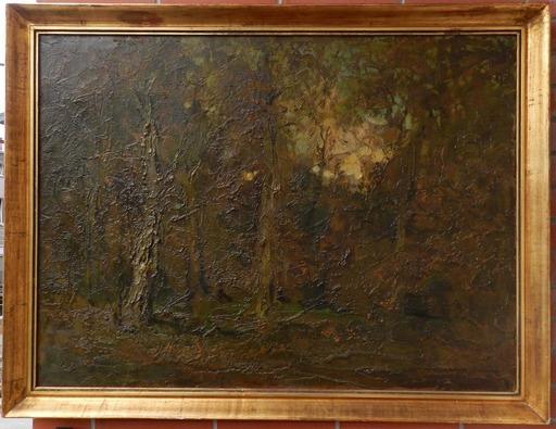 Jurai COLLINASY - Painting - On the edge