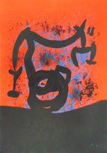 Joan MIRO (1893-1983) - Balancing on the Horizon | Équilibre sur l'Horizon