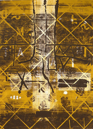 Ernest LEYDEN VAN - Grabado - Untitled