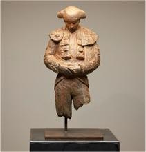CODERCH & MALAVIA - Escultura - Envuelto en seda y oro