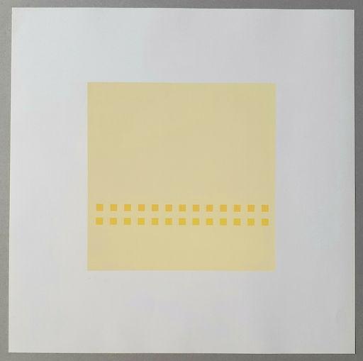 Antonio CALDERARA - Print-Multiple - Luce spazio immagine (Tav. 8)