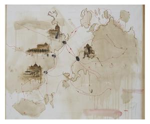 Piero PIZZI CANNELLA - Painting - UNTITLED