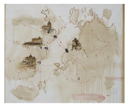 皮埃罗·皮奇·坎内拉 - 绘画 - UNTITLED