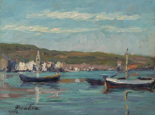 Francis PICABIA - Peinture - Sans titre