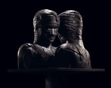 Igor MITORAJ - Sculpture-Volume - Pompeiani II