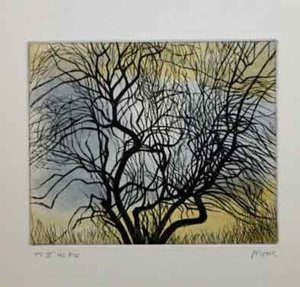 Henry MOORE, Trees V Spreading Branches