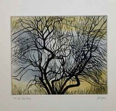 Henry MOORE - Print-Multiple - Trees V Spreading Branches