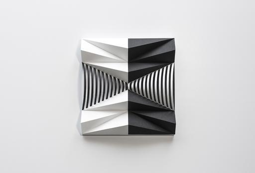 Fabrice AINAUT - Sculpture-Volume - variation autour d'un demi cône 3