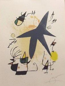 Joan MIRO - Stampa-Multiplo - Lithographe I