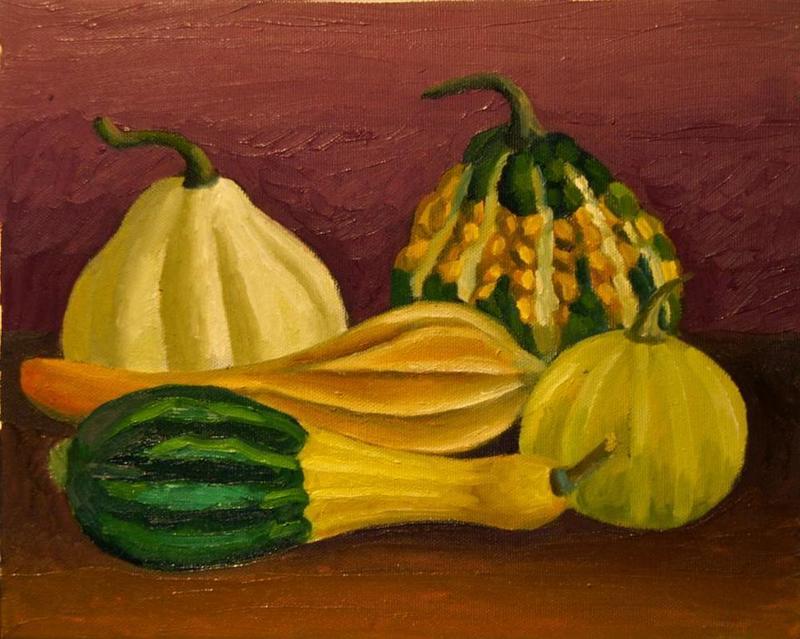 SALVO - Painting - Agosto