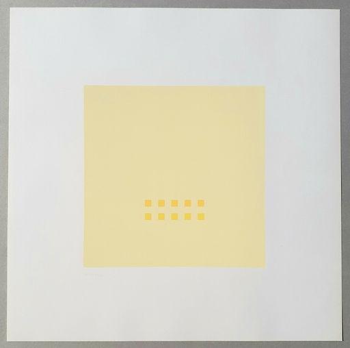 Antonio CALDERARA - Print-Multiple - Luce spazio immagine (Tav. 4)