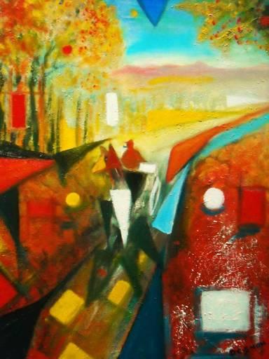 Didier DOIGNON - Pintura - La Charrue
