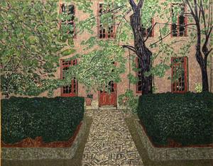 Vincent BIOULES, Le jardin