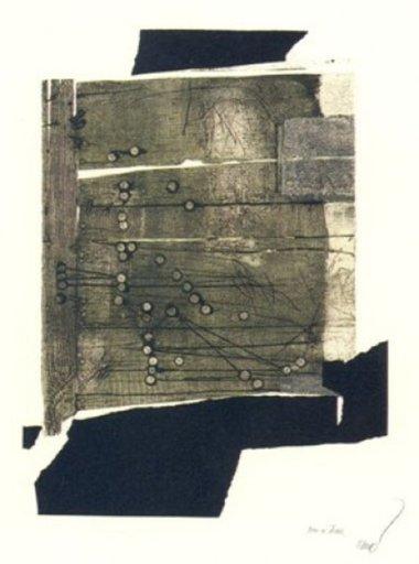 Antoni CLAVÉ - Print-Multiple - Xinxetes sobre fusta