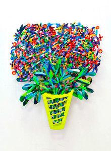 David GERSTEIN - Sculpture-Volume - Jaffa Bouquet