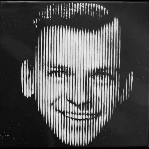 Julien MOREL - Pintura - Sinatra