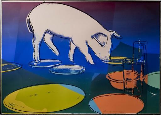 Andy WARHOL - Print-Multiple - Fiesta Pig