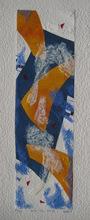 Bernard ALLIGAND - Print-Multiple - GRAVURE COLLAGE PEINTURE SIGNÉE NUM HANDSIGNED NUMB ETCHING