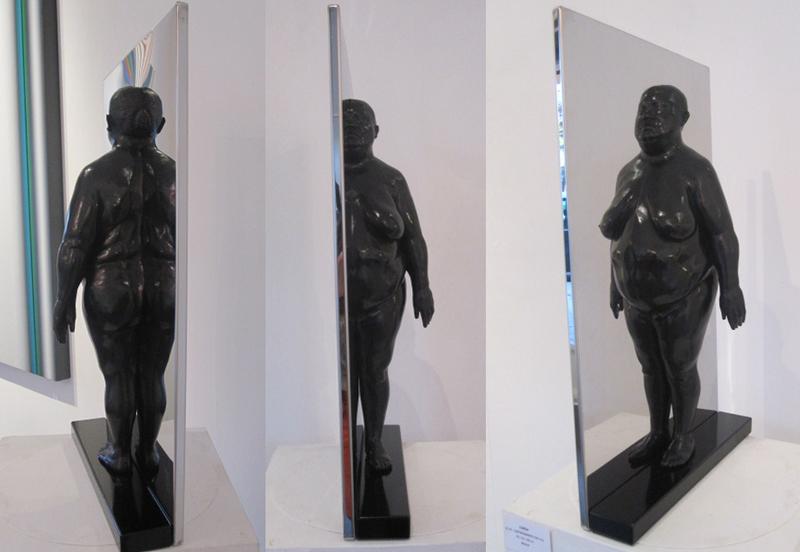 Mauro CORDA - Sculpture-Volume - VOLUPTE