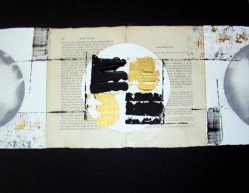 Pascal CUISIN - Peinture - Palimpeste 3