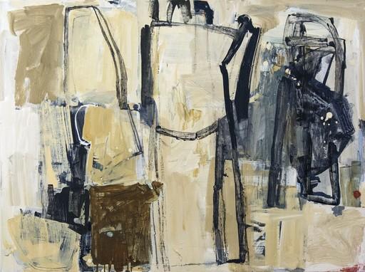 Shireen KAMRAN - Painting - Soul Matters No 26
