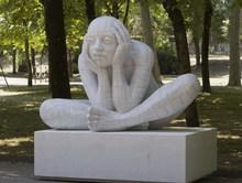 RABARAMA - Sculpture-Volume - Lettere Implose