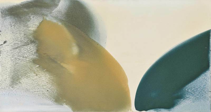 Paul JENKINS - Painting - Phenomena Winter Harth