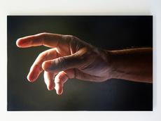 Javier ARIZABALO GARCIA - Painting - Mano 0118