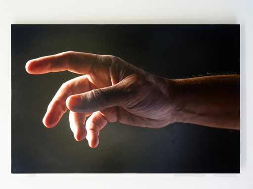 Javier ARIZABALO GARCIA - Gemälde - Mano 0118