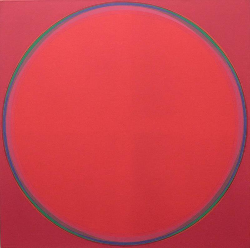 Lothar QUINTE - Gemälde - Corona II