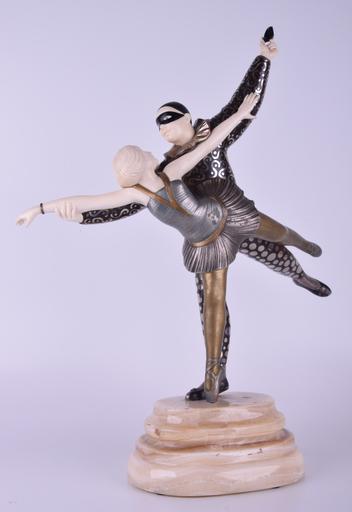 Alexandre KELETY - 雕塑 - Untitled (Dancing Couple)