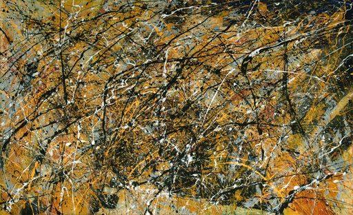 Jean-Jacques MARIE - Gemälde - Composition A412