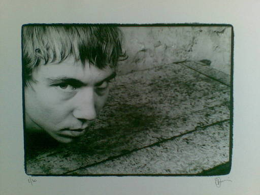 Jean JANSSIS - Fotografia - Le petit garçon blond