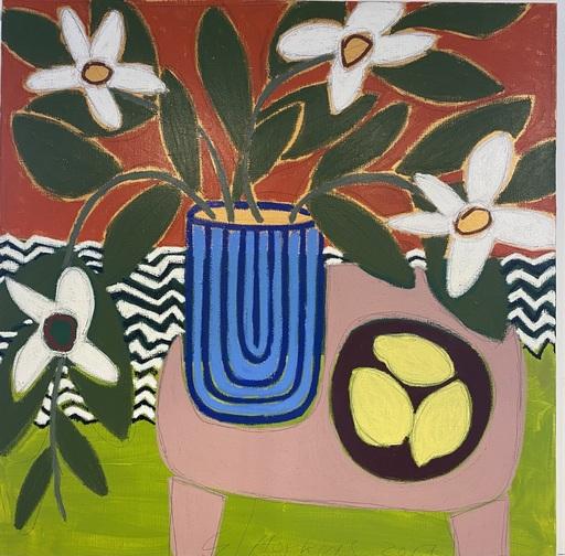 Gordon HOPKINS - Peinture - WARMER DAYS