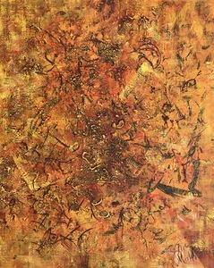 Diana MALIVANI - Pittura - The Sea of Samsara