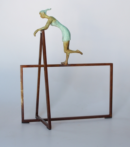 Joan ARTIGAS PLANAS - Sculpture-Volume - Smal Velocity