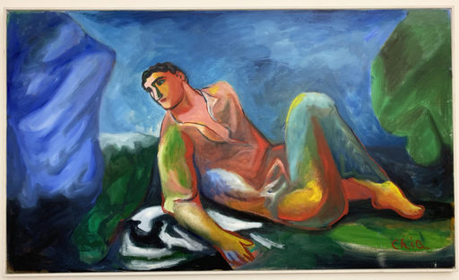 Sandro CHIA - Peinture