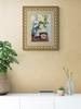 Levan URUSHADZE - Painting - Yellow chrysanthemums