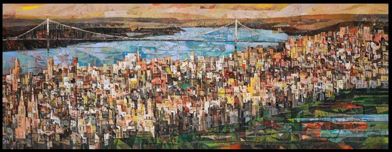 Iris BAND - Painting - New York