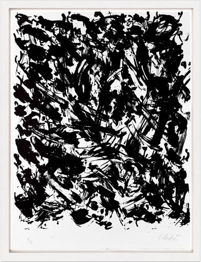 昆特•约克 - 版画 - Leuchtend I
