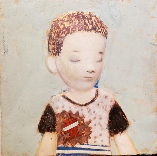 Sabina FEROCI - Escultura - Manlin