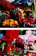 Tetsutaro KAMATANI - Painting - Human Paradise O-3b