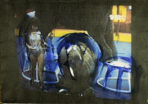 Mario SCHIFANO - Painting - Senza titolo