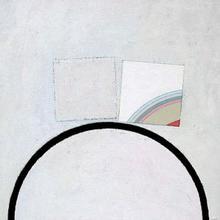 Eugenio CARMI - Painting - Dialogo in bilico